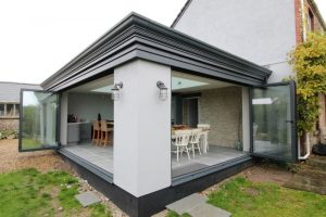 Orangery extension with roof lantern, Undy
