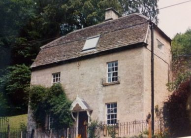 Listed building renovations, Bath
