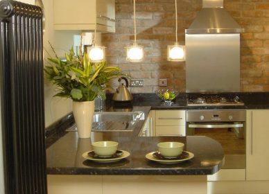 House renovation & conversion, Newport